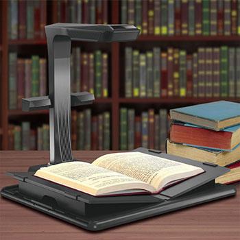 Kirtas Café Pro Book Scanner